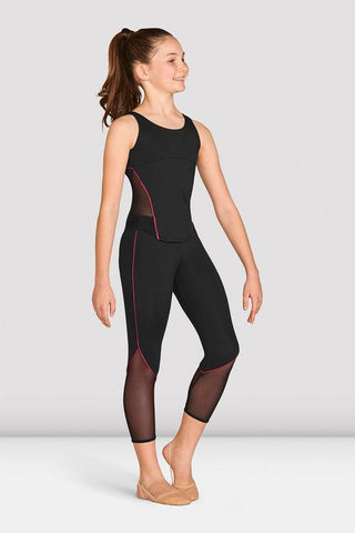 Bloch Contrast Piping 7/8 Legging