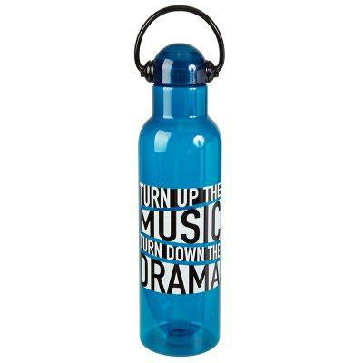 Sugar and Bruno Turn Up The Music Water Bottle
