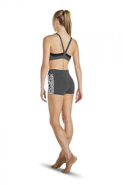 Bloch Pauline Two Tone Crop Top