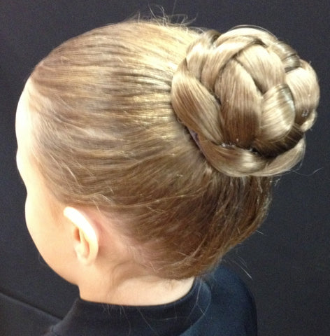 Hair: Braided Bun