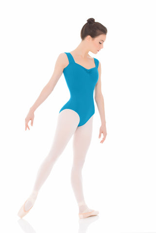 Mondor Matrix Wide Strap Leotard