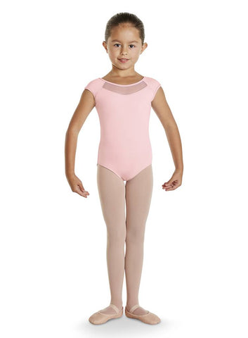 Bloch Bow Back Bodysuit