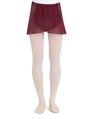 Capezio Button Wrap Skirt