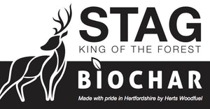Bulk Bag of Stag BioChar