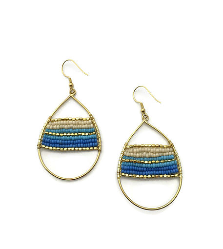 Hidden Treasure Earrings