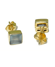 Crystal Waters Studs