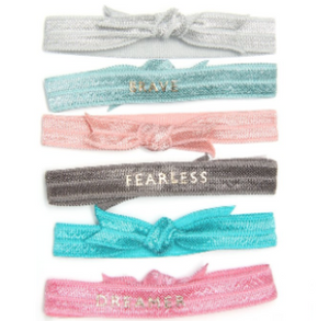 Narrow Hair Ties