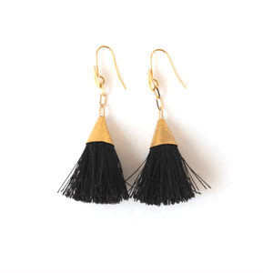 Katie Tassel Earrings