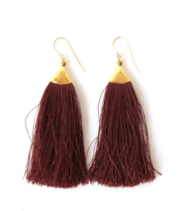 Mimi Tassel Earrings