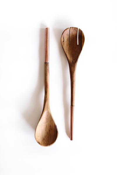 Shaba Utensil Set