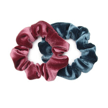 Velvet Scrunchie Ties