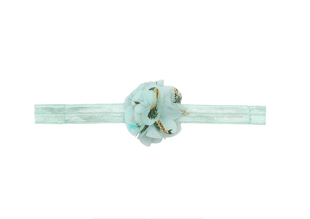 Banded Together Stretchy Baby Bow Headband