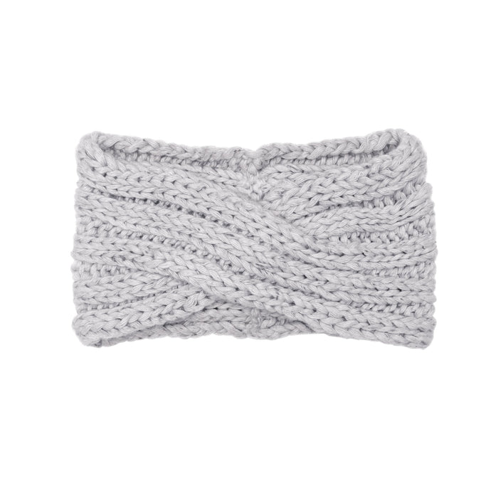 Knitted Winter Headband