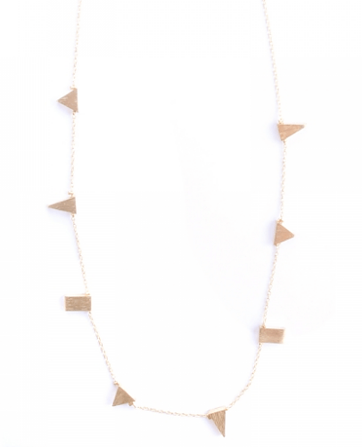 Simple Shape Necklace