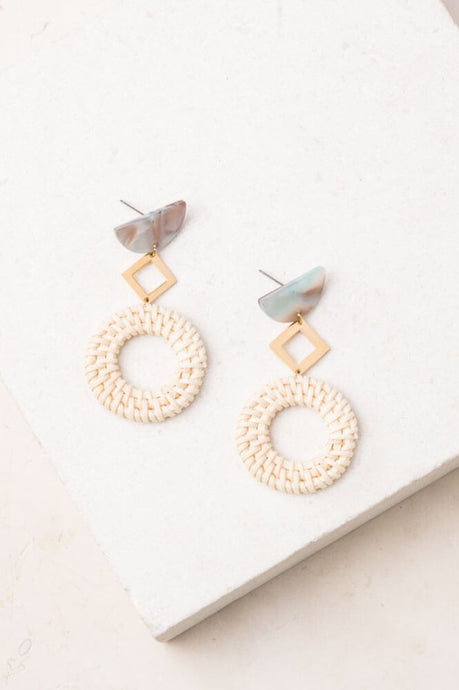 Bella Dangle Earrings