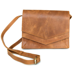 Double Pocket Crossbody