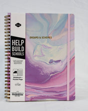 Hardcover Spiral Notebook