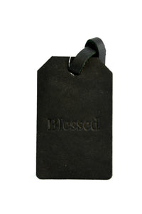 Blessed Luggage Tag