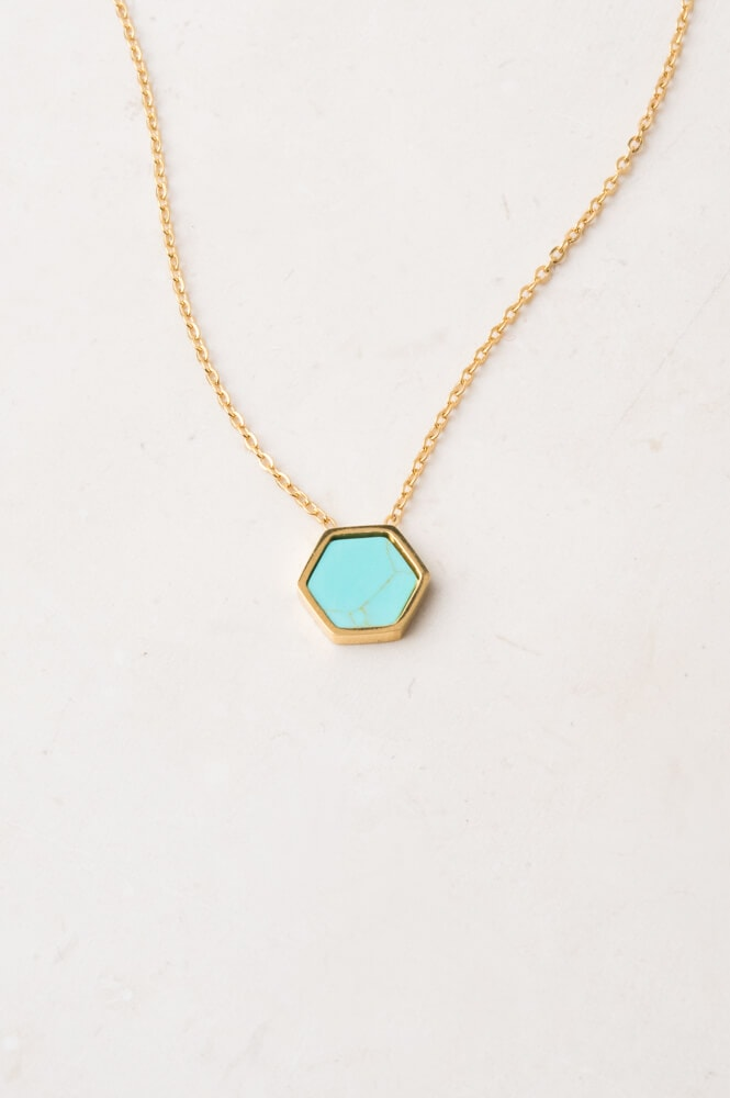 Isabel Turquoise Necklace