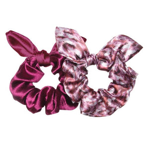 Scrunchie Bow-Ties
