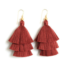 Mary Tassel Earrings