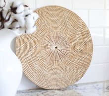 Rattan Woven Charger