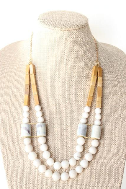 Brunch By The Sea Necklace