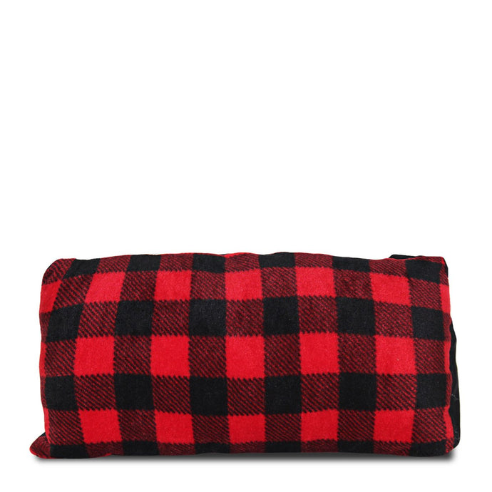 Fleece Traveler Pillow