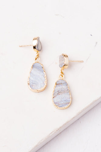 Braelyn Druzy Earrings