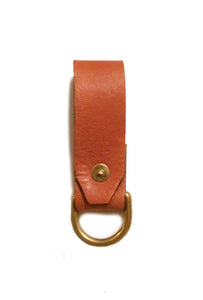 Leather Key Ring