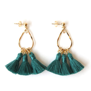 Jenny Tassel Earrings