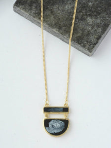 Midnight Pendant Necklace