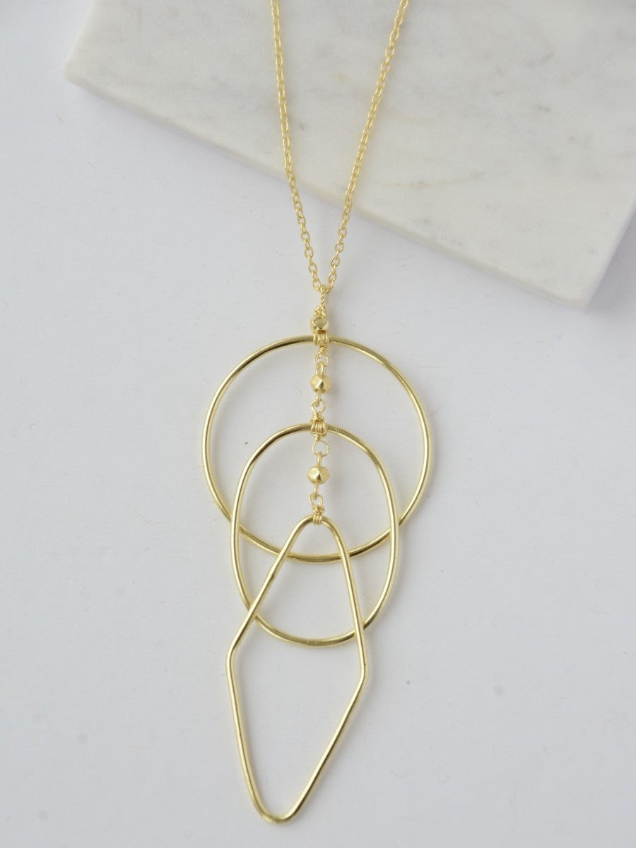 Ripples Necklace