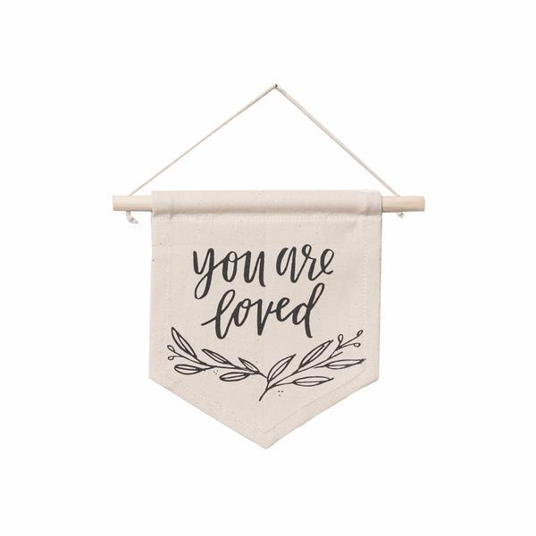 You Are Loved Wall Hanging
