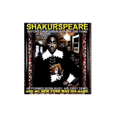 Tupac Shakur's First Recordings Will Be In The Shakurspeare