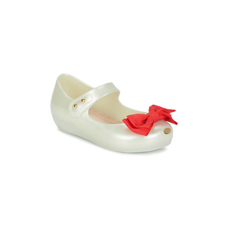 MINI ULTRAGIRL SWEET - WHITE RED - SIZE 6 - NEW IN BOX