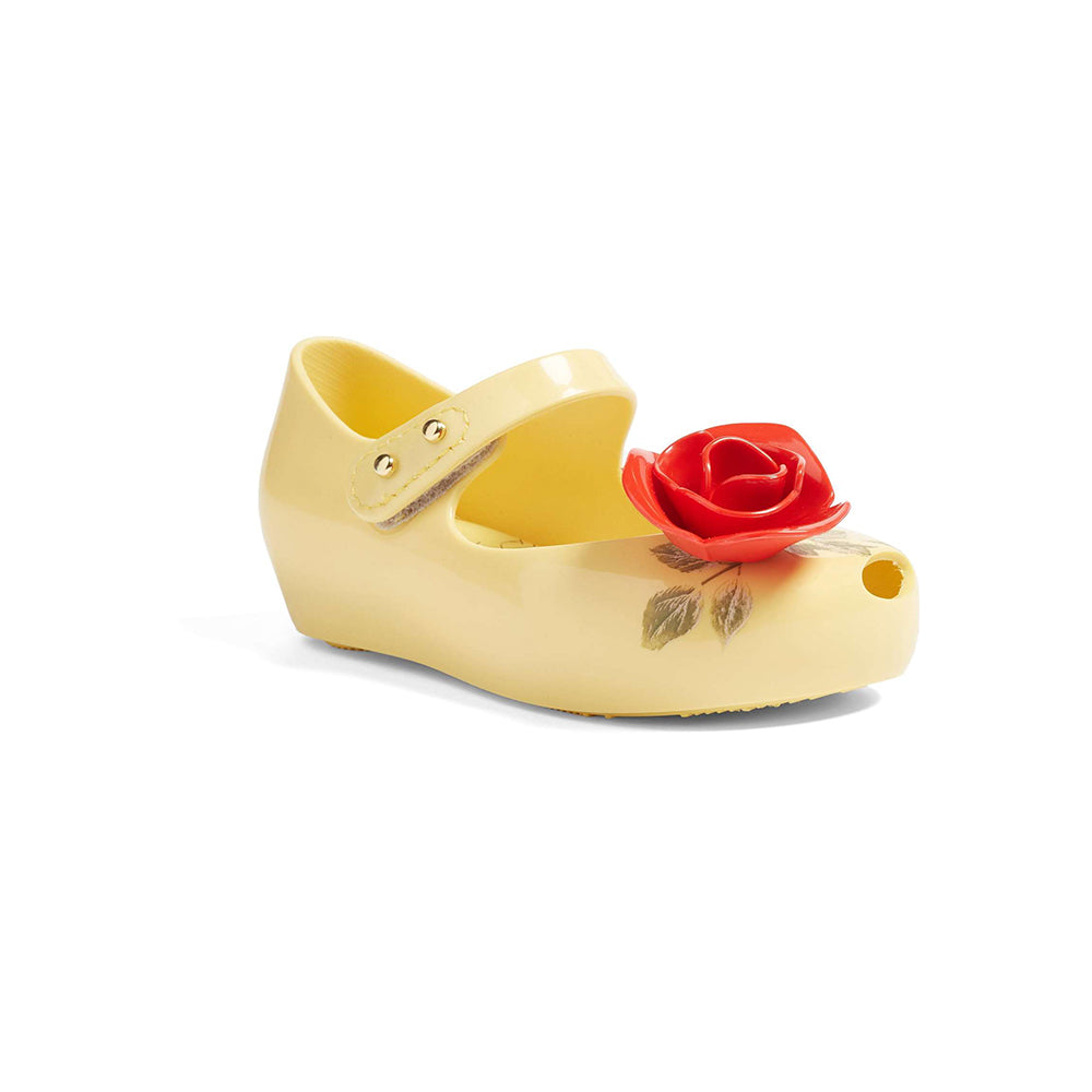 MINI BEAUTY AND THE BEAST - YELLOW - SIZE 9 - NEW IN BOX