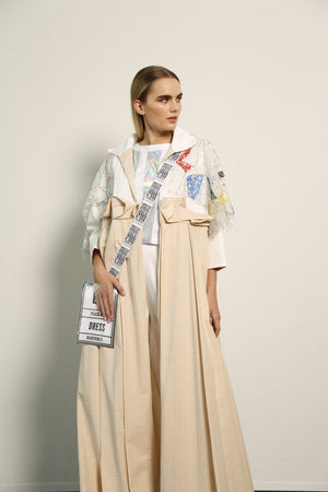 Reversible Coat Dress