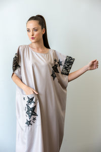 Square Starry Kaftan