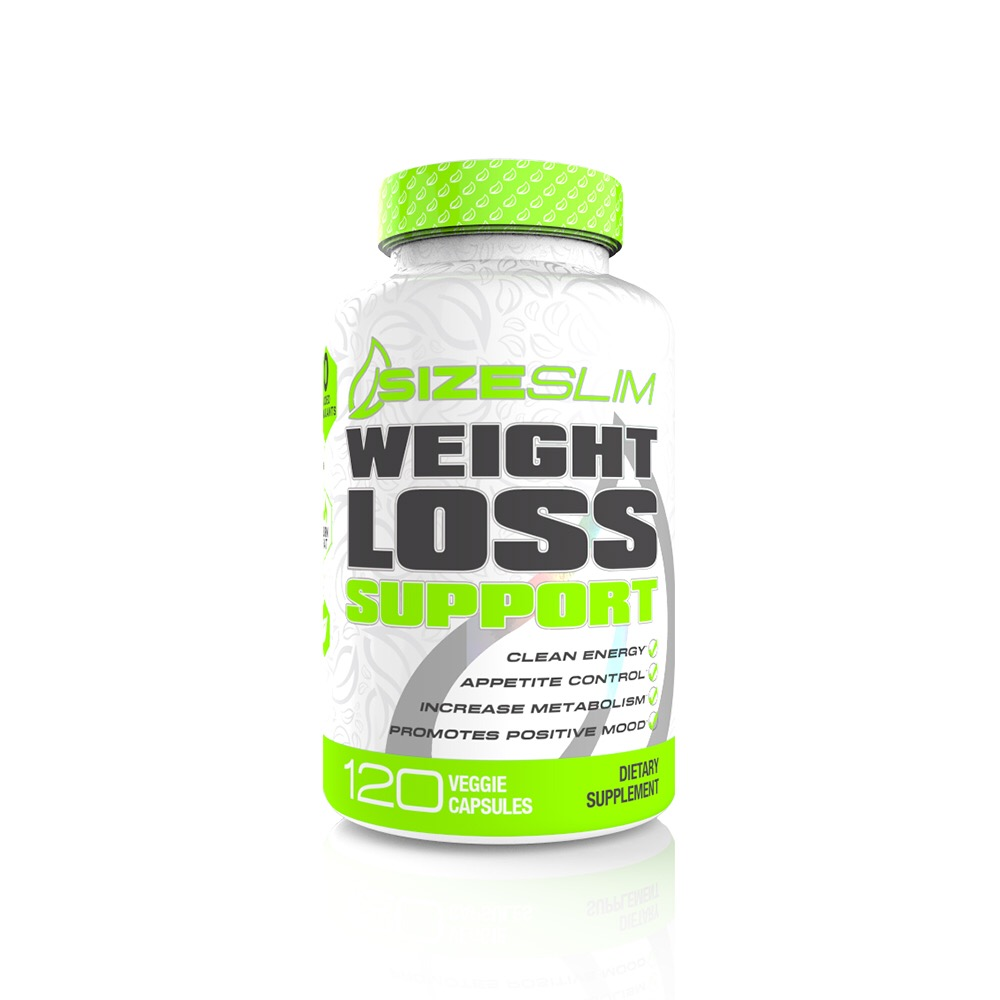 Ingredients Profile - SizeSlim Weight Loss & Blood Sugar Support