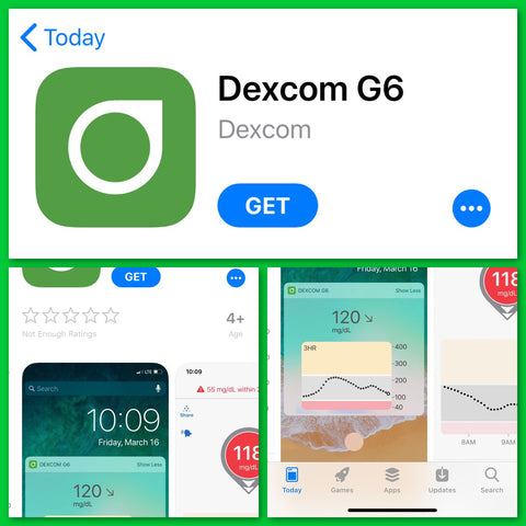 Dexcom G6 Application