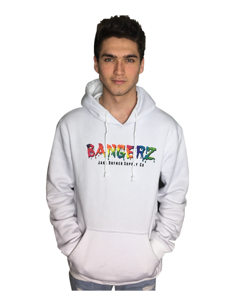 White Bangerz Hoodie (EXTREMELY LIMITED)