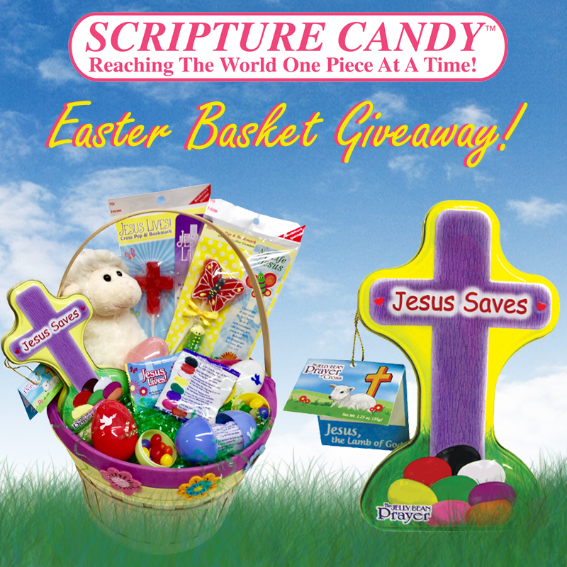 Easter Basket Winners