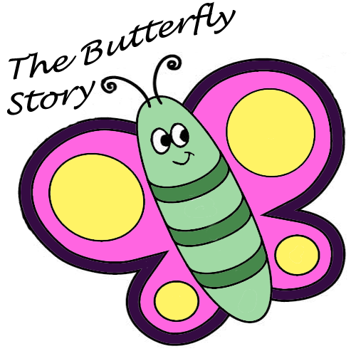 The Butterfly Story Activity Sheet