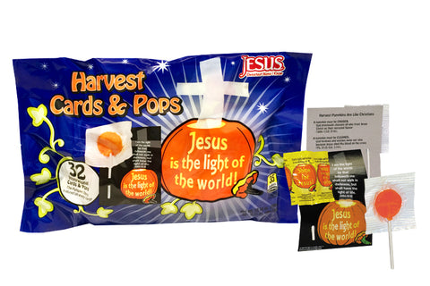 Harvest Cards & Pops