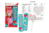 John 3:16 Heart Pop & Bookmark Set