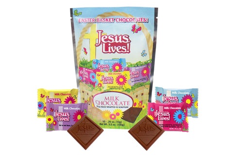 Jesus Lives! Easter Chocolate