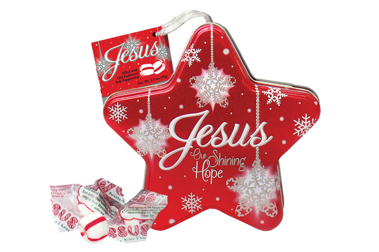 Jesus Star Tin