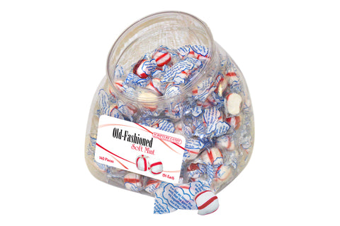 Scripture Candy, Old-Fashioned Soft Peppermint 6 Ounce Bag