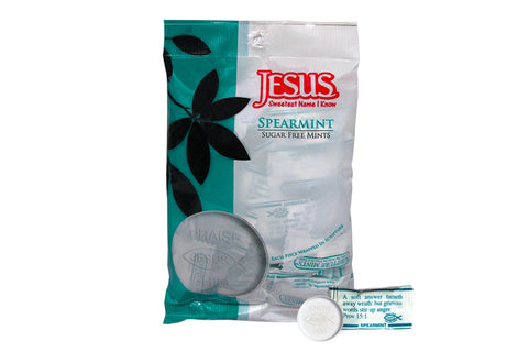 Sugar Free Spearmint